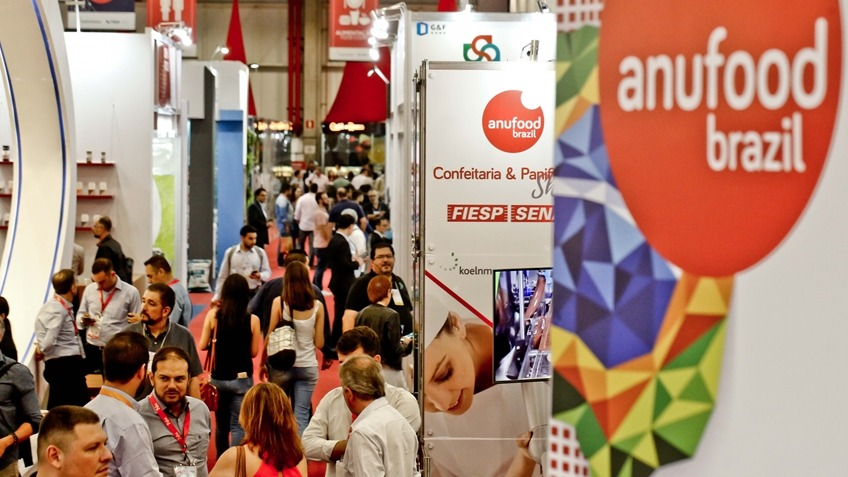 ANUFOOD Brazil: The food industry now has a central platform in